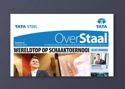 Tata Steel personeels- en omgevingskrant