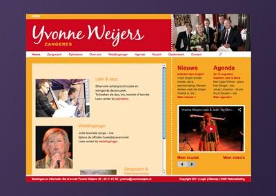 Yvonne Weijers website
