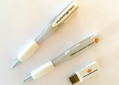 Unico USB pen