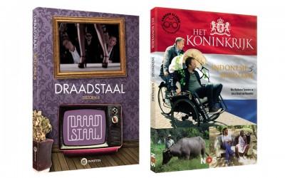 DVD verpakking Draadstaal en Het Koninkrijk