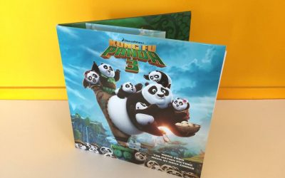 LP Kung Fu Panda