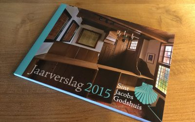 Sint Jacobs Godshuis jaarverslag