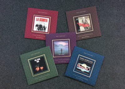 Ennio Morricone LP serie