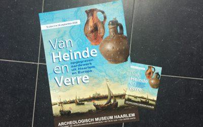 Tentoonstelling Van Heinde en Verre